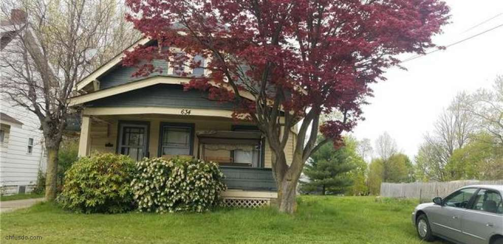 634 Pasadena Ave, Youngstown, OH 44502