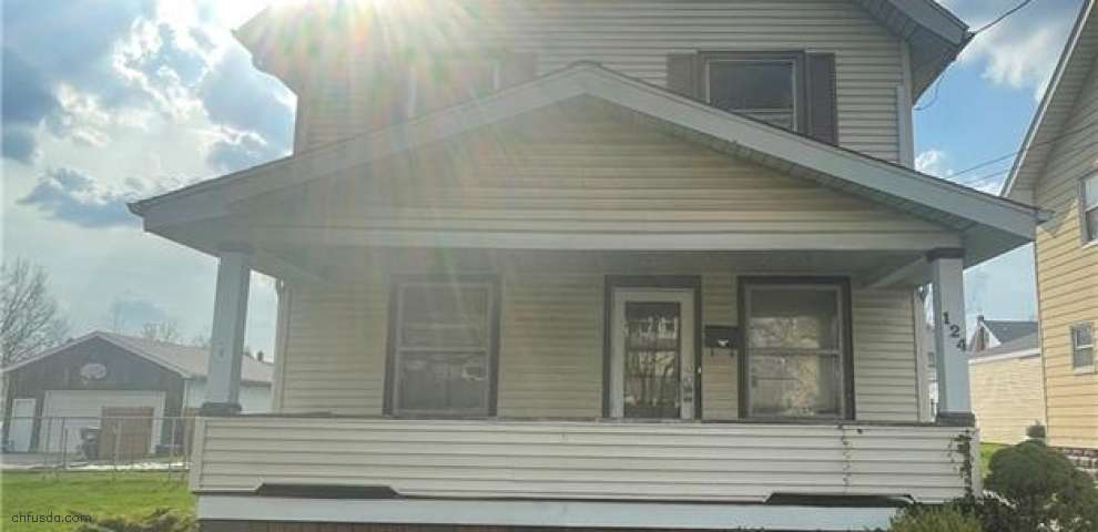 124 N Hartford Ave, Youngstown, OH 44509
