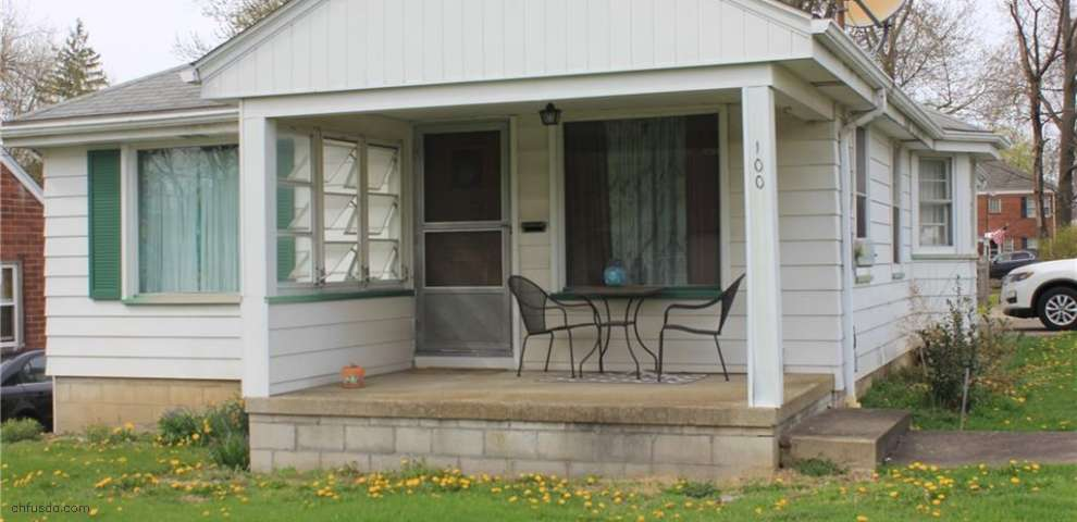 100 Gertrude Ave, Youngstown, OH 44512