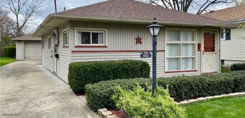 160 N Main St, Austintown, OH 44515