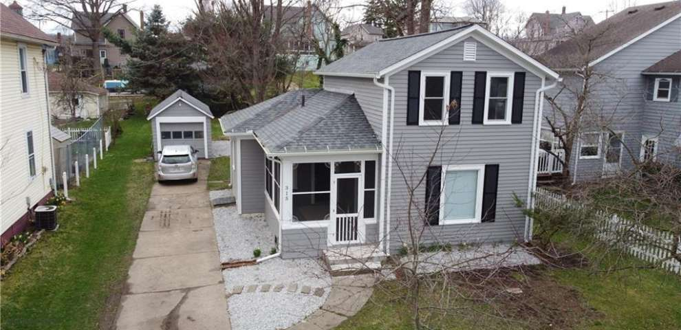 315 Locust St S, Canal Fulton, OH 44614
