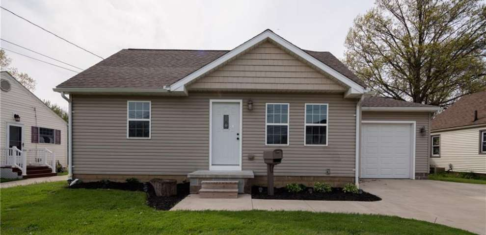 451 Ingall Ave NW, Massillon, OH 44646
