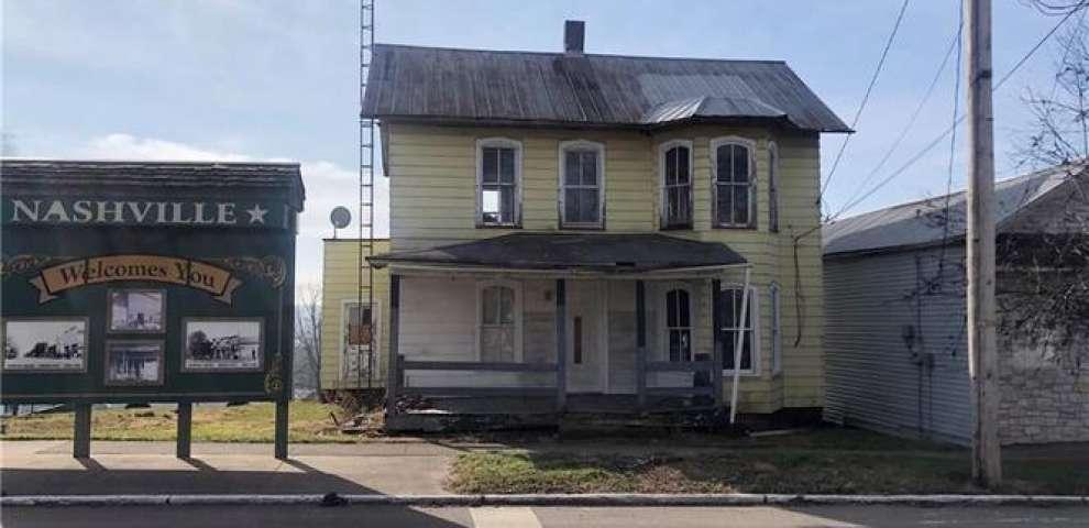 102 W Millersburg St, Nashville, OH 44661