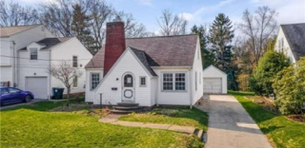 1410 35th St NW, Canton, OH 44709