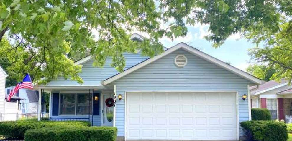 1907 Monarch Dr, Middletown, OH 45044