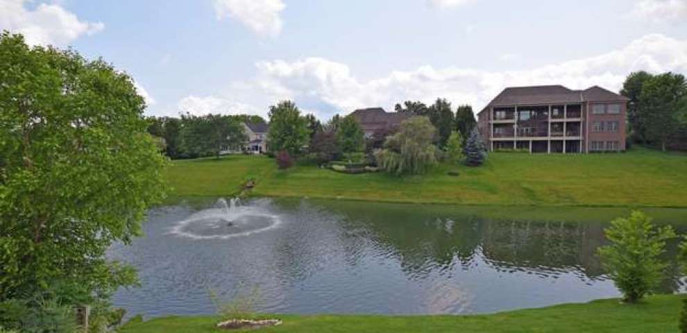 203 Chateau Valley Ln, South Lebanon, OH 45065