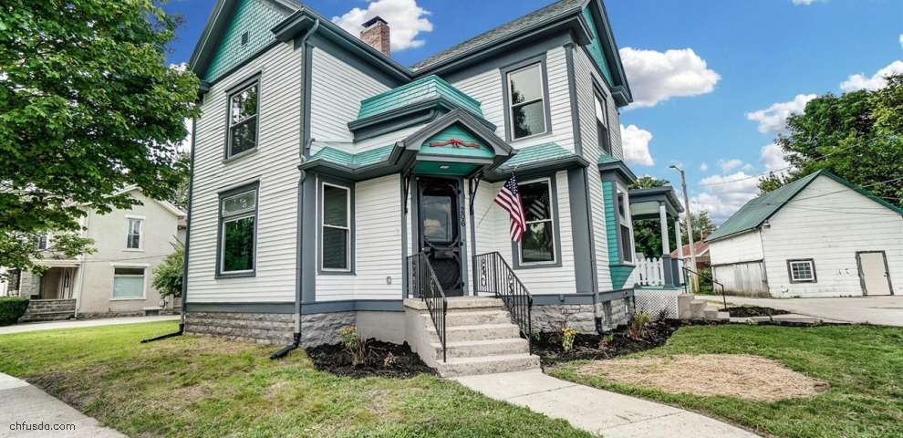 206 W Main St, Blanchester, OH 45107