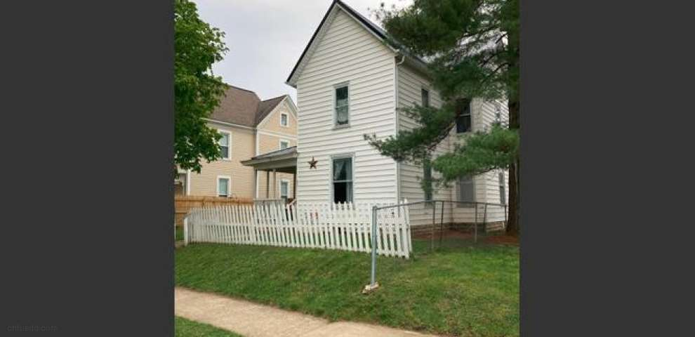 654 Lafayette St, Greenfield, OH 45123