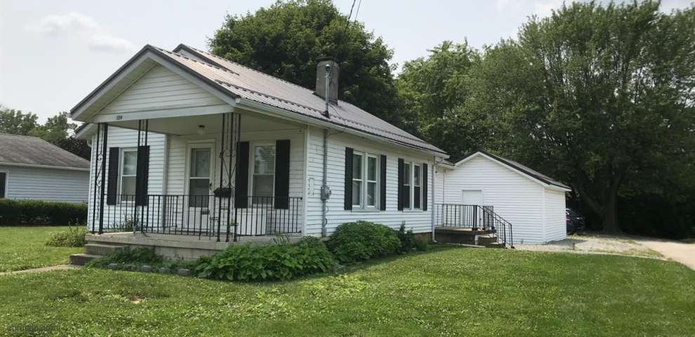 139 S Glenn St, Hillsboro, OH 45133