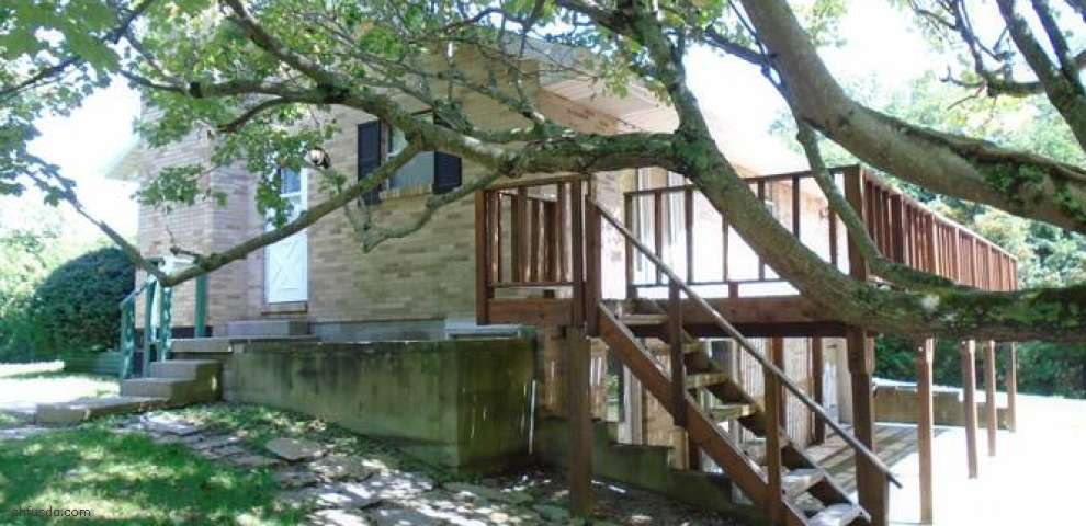 3708 Lake Grant Access Rd, Pike Twp, OH 45154