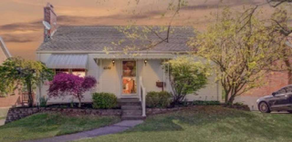 4280 Race Rd, Green Twp, OH 45211