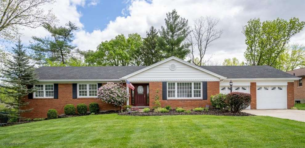 3376 Greenmount Dr, Green Twp, OH 45248