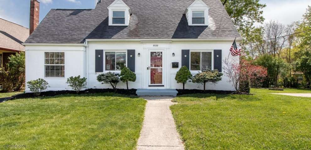 5533 Clearview Ave, Green Twp, OH 45248