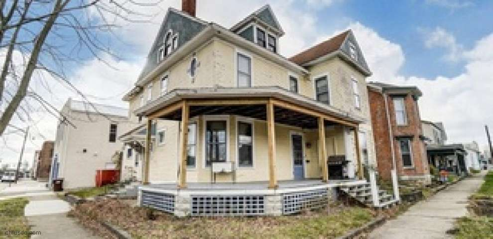 129 E Somers St, Eaton, OH 45320