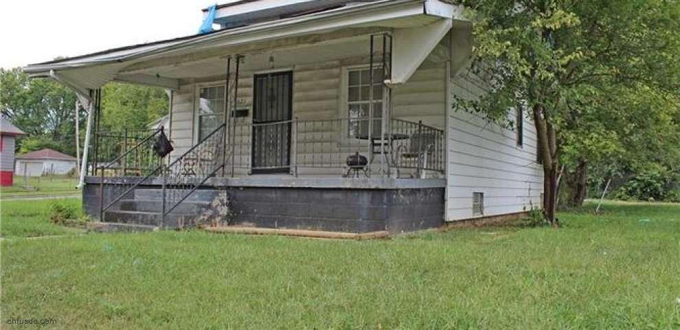 1621 W Riverview Ave, Dayton, OH 45402