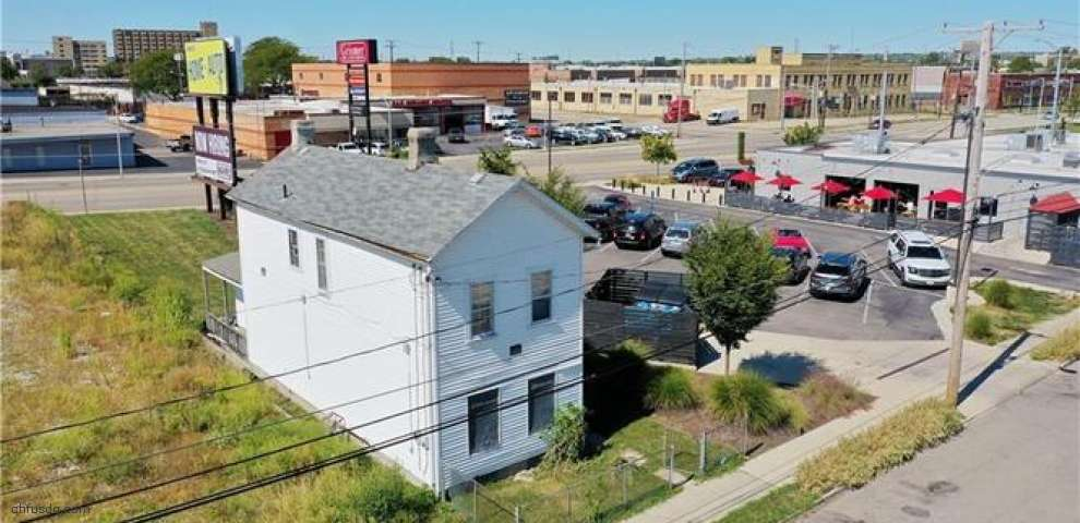 23 Catherine St, Dayton, OH 45402