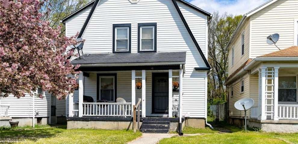 43 Leroy St, Dayton, OH 45402