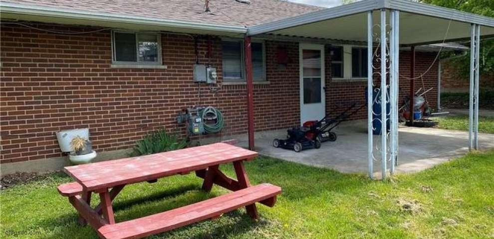 4420 Kitridge Rd, Huber Heights, OH 45424