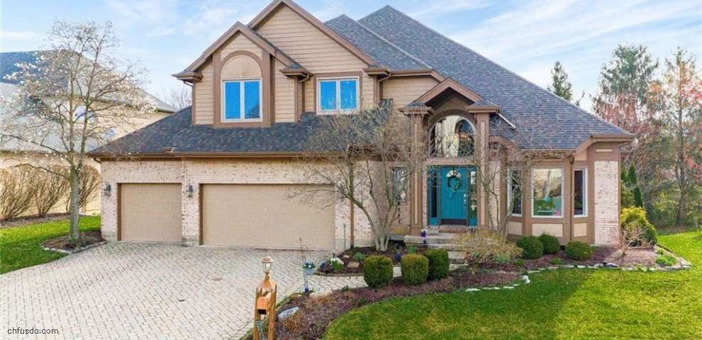 5743 Stone Lake Dr, Centerville, OH 45429