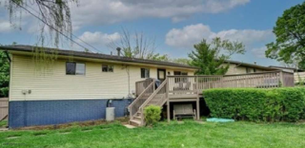 308 Pearhill Dr, West Carrollton, OH 45449