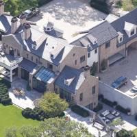 Tom Brady home in Brookline, MA