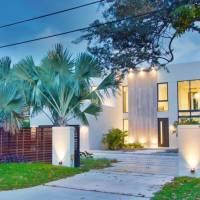 Floyd Mayweather Jr. home in Miami Beach, FL