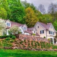 Ryan Reynolds home in Pound Ridge, NY