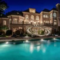 Kelly Clarkson home in Hendersonville, TN
