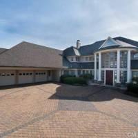 Michael Jordan home in Cornelius, NC