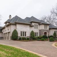 Carrie Underwood home in Brentwood, TN