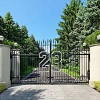 Michael Jordan home in Highland Park, IL