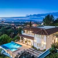 Dwyane Wade home in Los Angeles, CA