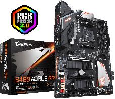 Placa Mãe Gigabyte B450 Aorus Pro, Chipset B450, AMD AM4, ATX, DDR4