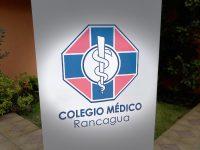 Leslie Salvatierra, presidenta del Colegio Médico Rancagua, analiza la situación de la región.