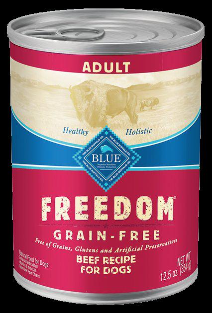 is blue buffalo grain free