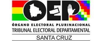 TRIBUNAL ELECTORAL DEPARTAMENTAL DE SANTA CRUZ