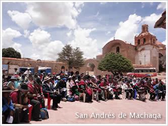 Gobierno Autonomo Municipal De San Andres De Machaca