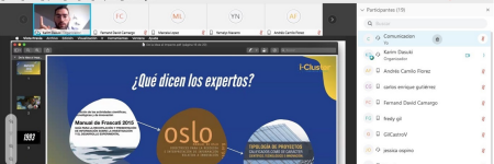 """Videoconferencia: """"Innovación Social: De Idea a Impacto"""""""