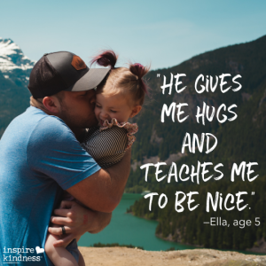 Quotes from Kids about Dads for Father's Day | Inspire Kindness