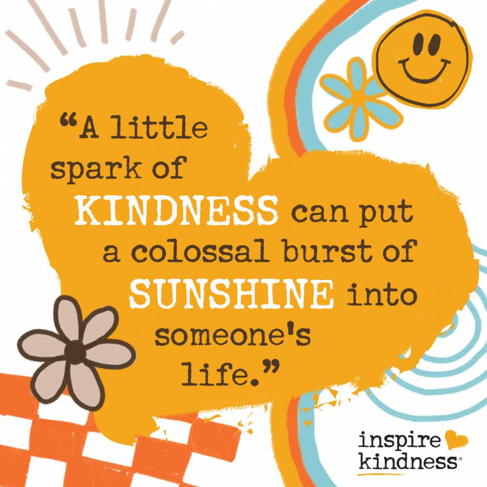 Summer of Kindness: Kind Deeds to Do By Age | Inspire Kindness