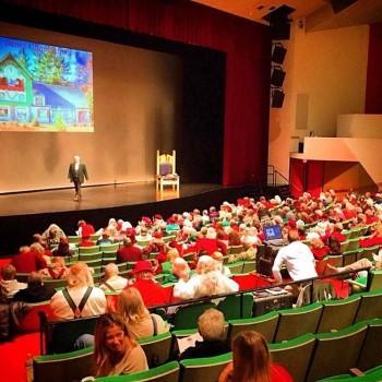 Charles W Howard Santa Claus School