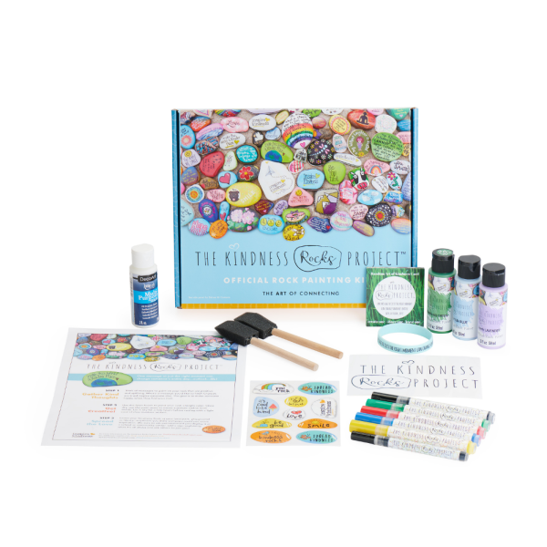 The Kindness Rocks Project Paint Kit
