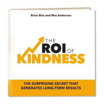 ROI of Kindness Book