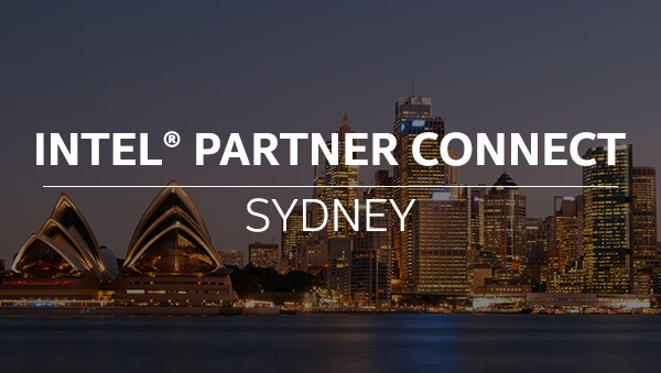 Intel Partner Connect - Sydney