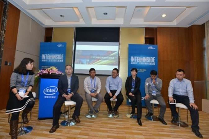 Intel Builders Summit 2016