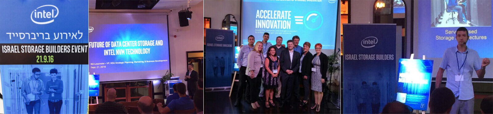 Intel� Storage Builders Summit Israel 2016