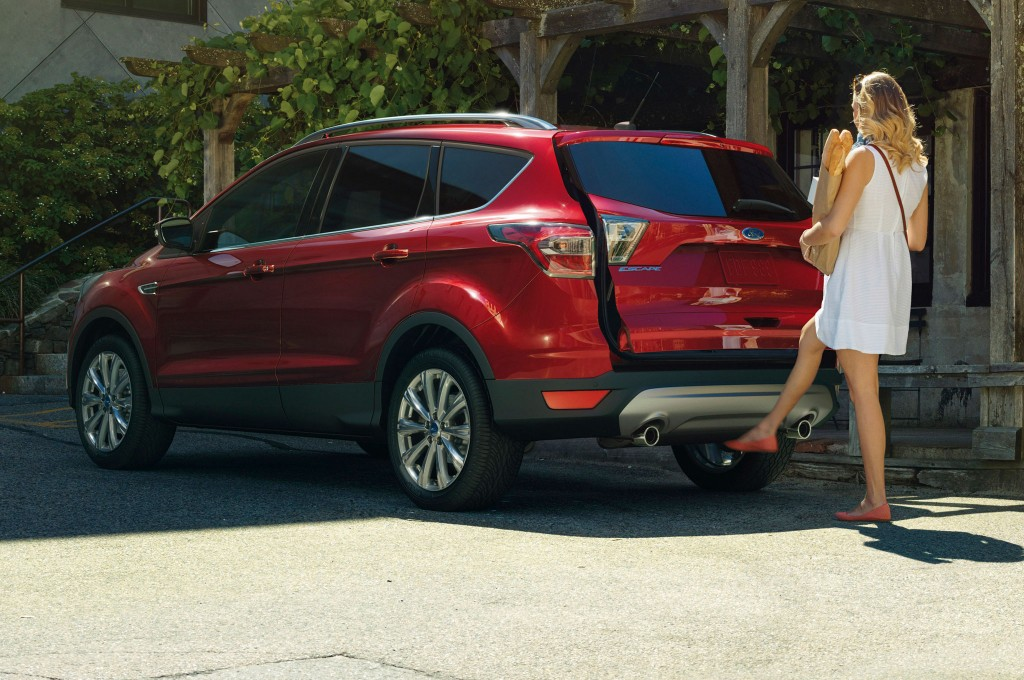 2018 Ford Escape Nh