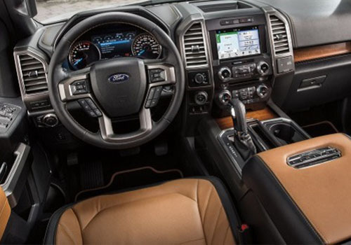 2018 Ford F150 Interior >> 2018 Ford F 150 Nh