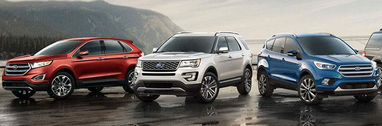 Ford Edge Dimensions >> Ford Escape Vs Edge Vs Explorer Size Comparison