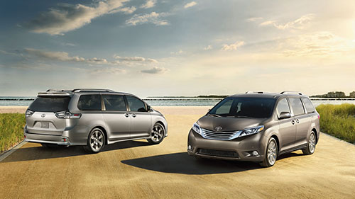 2019 Toyota Sienna Xle Vs Limited What S The Difference